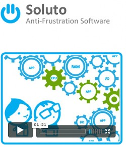 Anti-Frustrations-Software Soluto